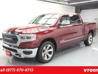 5.7L V8 HEMI Engine, Prem Leather Trimmed Bucket Seats,