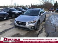 2019 Subaru Crosstrek 2.0i Limited Recent Arrival! Ice