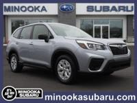 Don't miss this great Subaru! Comfortable and safe in