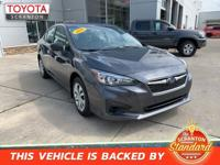 2019 Subaru Impreza 2.0i ***#1 USED CAR VOLUME DEALER