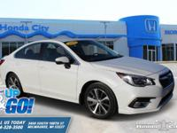2019 Subaru Legacy 2.5i Limited Local Trade, Bluetooth,