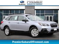 SUBARU CERTIFIED***Clean CARFAX. Ice Silver Metallic