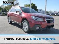 2019 Subaru Outback 2.5i PremiumThis vehicle is nicely