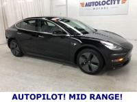 2019 Tesla Model 3 Mid Range with ONLY 7,176 miles!