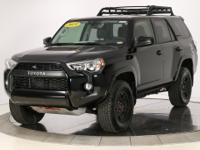 2019 Toyota 4Runner TRD Pro Midnight Black Metallic