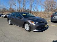 2019 Toyota Camry Grey LE RECENT BERTERA TRADE IN, ONE