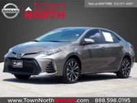 We are excited to offer this 2019 Toyota Corolla. Drive