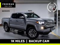 Oregon's 2019 QUALITY DEALER of the YEAR. Toyota Tacoma