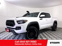 TRD Pro Package, 3.5L V6 Engine, Automatic