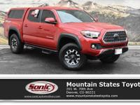 Check out this certified 2019 Toyota Tacoma 4WD TRD Off