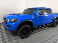 Voodoo Blue 2019 Toyota Tacoma TRD Pro 4WD 6-Speed