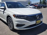 2019 Volkswagen Jetta Pure White FWD 1.4L TSI 8-Speed