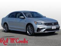 Check out this 2019 Volkswagen Passat 2.0T SE R-Line.