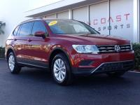 Volkswagen Certified!..Only 2,548 Miles..This Tiguan