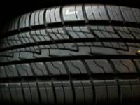 WE STOCK NEW AND USED TIRES FAST FRIENDLY SERVICE