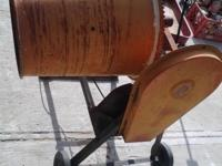Used Cement Mixer. Works well, good condition. This is