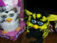 Used furby collection some have tag an are new without