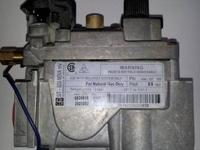 Have for sale used gas valve for furnace ,fairplace