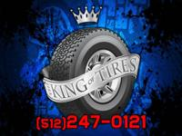 We sell new and used tires and free labor when you buy
