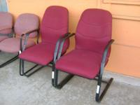 Pre owned office chairs ( Selling by lots) Made in USA