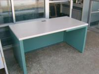 $40 EACH TABLE DESK $60 L-SHAPE W/HUTCH $80 Used office