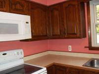 Solid cherry cabinets.....drawer glides are