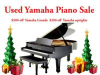 "Want a ""like New"" Yamaha Piano for Christmas?  Take"
