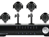 4 Channel H. 264 Pentaplex DVR, 120 FPS FULL D1 Display