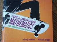Using & Understanding Mathematics, 5th edition Jeffrey