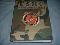 United States Marine Corp, complete history. This book