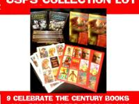 SUPER USPS BOOK & STAMPS LOT COLLECTION !!!  -