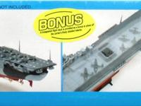 1:700 Scale Sea Power Series. Mint in the package and