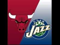 Utah Jazz Vs. Chicago Bulls text 14 Seats Together!
