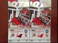 2 Utah Premium Tickets (they are my season tickets)