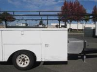 Utility Box Trailer Year 2011, Number US666115 For an