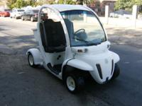 GEM Electric Cart for sale. This GEM has good