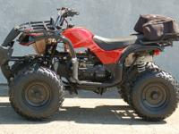 Utility Quad/ATV?Automatic: (New Coolster 2013