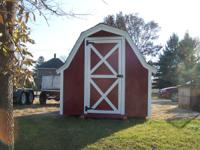 8 x 8, 8 x 10, 10 x 12 Utility Sheds for Sale or Rent