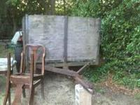 5 by 8 UTILITY TRAILER $200.00  phil  Location: west