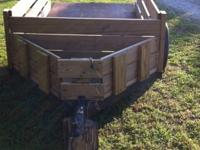 Great Trailer, $450, Call  Located in Athens area //