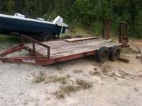 used utility trailer  Location: Lincolnton,GA