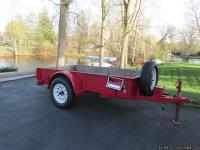 Utility trailer, great bike hauler with