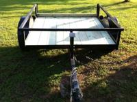 Utility Trailer for Sale $450- Located in Athens Area-