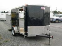 I have all sizes of enclosed utility trailers  any
