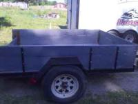 I have 3 trailers for sale I just built very heavy made