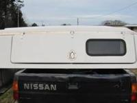 Heavy Duty Utility Work Camper with entry on both sides