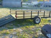 Utility Trailer / Landscaping Trailer / Transport