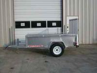 Custom utility trailers built to any size capacity.