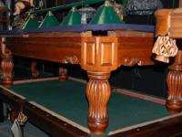 D&L Billiards is found on Historic Federal Hillside in