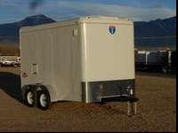 Come Check Out This Awesome 7x12 Enclosed UTV Trailer